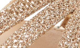 Gold Glitter Fabric swatch image