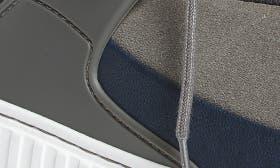 Smoke/ Navy Leather swatch image