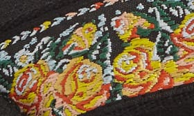 Rosa Yellow Fabric swatch image