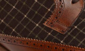 Cognac/ Brown Leather swatch image