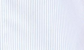 Blue White Bengal Stripe swatch image