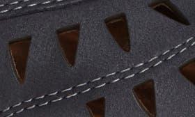 Denim Leather swatch image