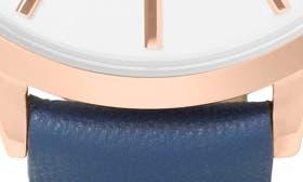 Navy/ White/ Rose Gold swatch image