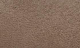 Shale Nubuck Leather swatch image