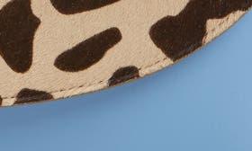 Leopard/ Powder Blue swatch image