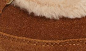 Medium Brown Suede swatch image