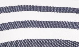 Navy- Ivory Stripe swatch image