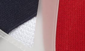 White/ Navy/ Red swatch image