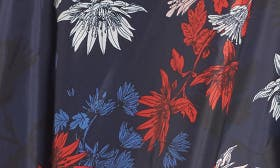 French Navy Fay Floral swatch image