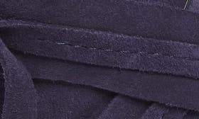 Moroccan Blue Suede swatch image