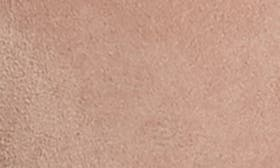Taupe Suede/ Taupe Fabric swatch image