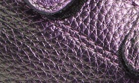 Violet Leather swatch image