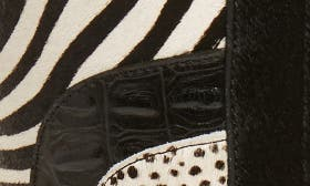 Black Suede Animal Multi swatch image