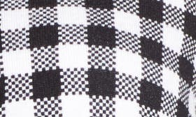 Black- White Gingham swatch image