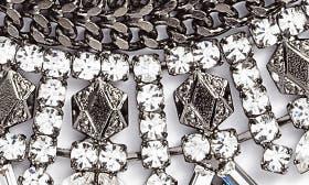 Crystal/ Hematite swatch image