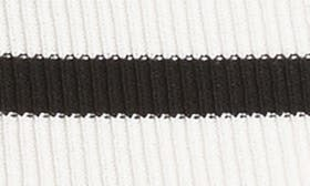 Eggshell/ New Black swatch image