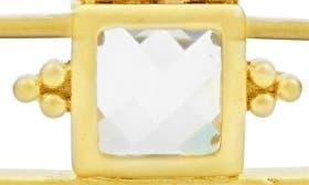 Gold/ Aqua swatch image