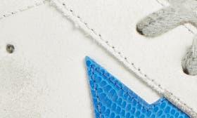 White/ Check/ Lizard Print swatch image