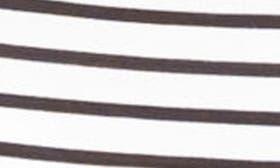 Black/ White Stripe swatch image