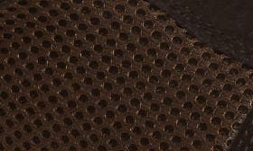 Brown Suede/ Mesh swatch image
