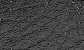 Black Tumble Leather swatch image