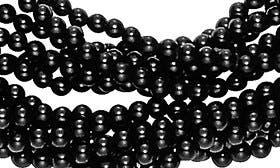 Black Caviar/ Silver swatch image