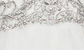 Ivory/Metallic swatch image