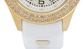 White/Gold swatch image