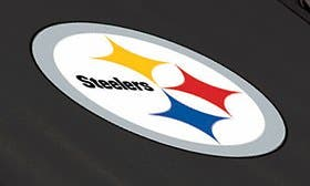 Black - Pittsburgh Steelers swatch image
