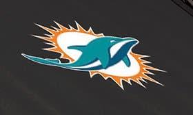 Black - Miami Dolphins swatch image