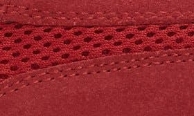 Red Suede swatch image