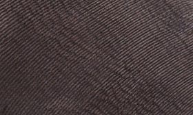 Charcoal Leather swatch image