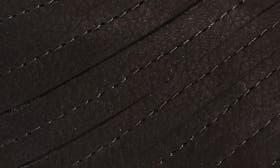 Black Nubuck swatch image