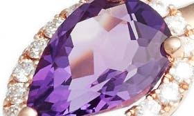 Rose Gold/ Purple Amethyst swatch image