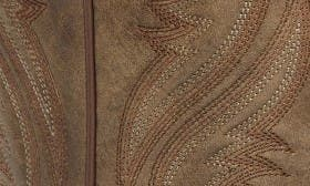 Brown Bomber Leather swatch image