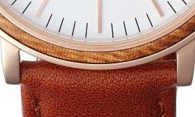 White/ Cognac swatch image