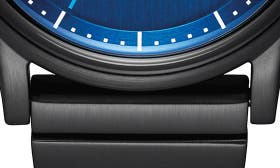 Black/ Blue/ Black swatch image