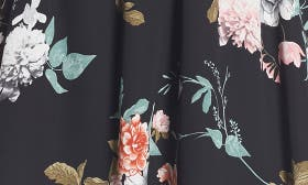 Blk Multi Floral swatch image