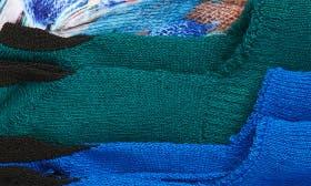Blue Multi/ Teal/ Blue swatch image