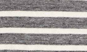 Charcoal Anchor Stripe swatch image