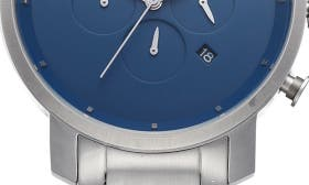 Blue/ Stainless Steel swatch image