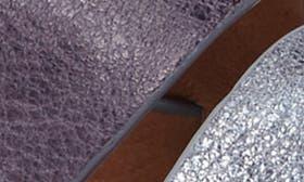 Denim/ Blue/ Pale Blue Leather swatch image