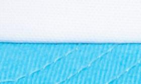 Aqua/ White Mermaid Hair swatch image