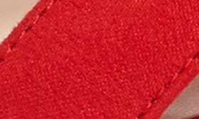 Red Muse Microsuede swatch image