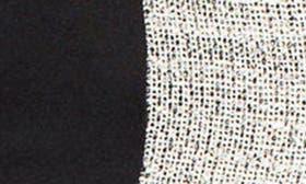 Black Tweed swatch image