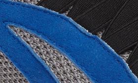 Royal Blue/ Grey Fabric swatch image