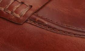 Dark Chestnut Leather swatch image