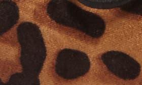 Black/ Cheetah Print swatch image