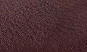 Bordo Leather swatch image