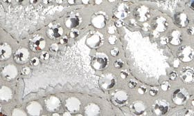 Silver Suede swatch image